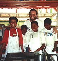 Bread bakers at Hummingbird