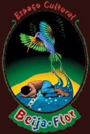 Emblema do ECBF - Espaço Cultural Beija-Flor
