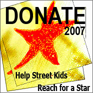 DONATE HERE - Reaching for a Star 2007