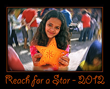 DONATE HERE - Reaching for a Star 2012