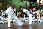 The Brazilian Sporting Art of Capoeira at Hummingbird - CLICK HERE TO SEE THE MOVIE
