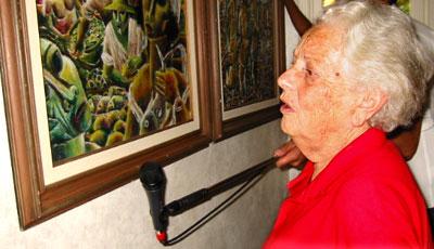Edith Mattos falar sobre seu marido Orlando Mattos