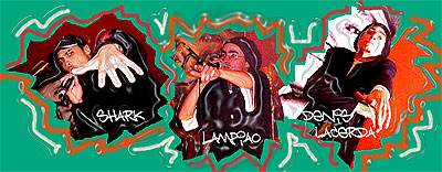 Grupo Julgados Culpados - abrindo alas para Afro Reggae passar...