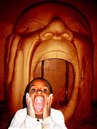 A personificação dos nossos gritos