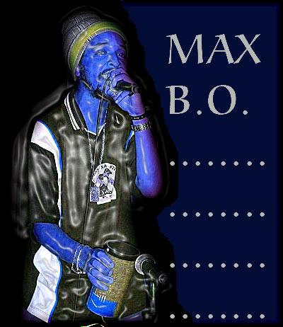 MAX B.O. - Rap de qualidade, feito na hora!