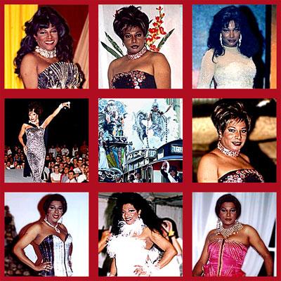 Silvetty Montilla, a glamorosa Drag Queen da noite Paulistana